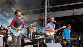 American band Broken Bells royalty free stock photography