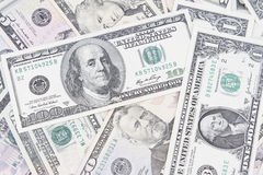 American banknotes Royalty Free Stock Image