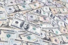 American banknotes Stock Photos
