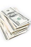 American banknotes Royalty Free Stock Photography
