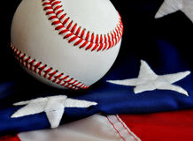 American Baseball. Celebrating America's National Pastime Stock Photos