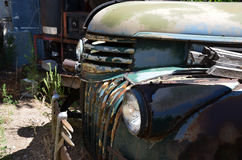 American beauty left to rust. Stock Images