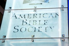 American Bible Society Stock Photography