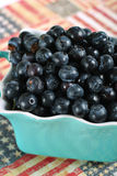 American blueberries Stock Photo