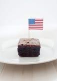 American brownies Stock Image