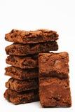 American Brownies Royalty Free Stock Photo