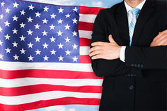 American Businessman Royalty Free Stock Photography
