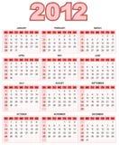American Calendar Stock Photos