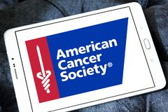 American Cancer Society , ACS, logo. Logo of American Cancer Society , ACS, on samsung tablet. The American Cancer Society ACS is a nationwide voluntary health Stock Photography