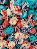 American candies Royalty Free Stock Images