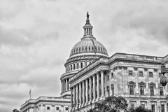 American Capital Building. Royalty Free Stock Image