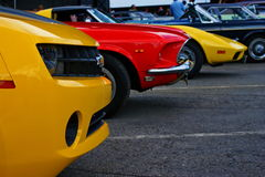 American car Stock Photo