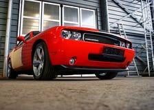 American car Royalty Free Stock Photo