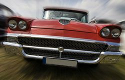 American car royalty free stock images
