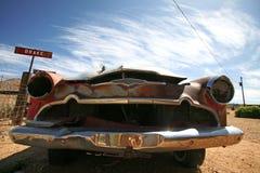 american car retro 库存照片