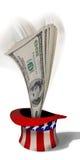 American Cash. Royalty Free Stock Image