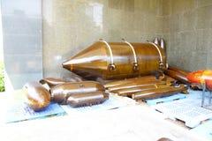 American CBU-55 cluster bomb Stock Photo
