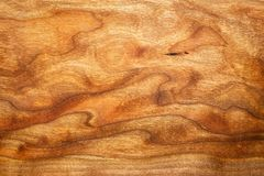 American cherry wood for use as a background.  Stock Photography
