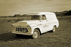 American chevrolet hydramatic 3100 Royalty Free Stock Images