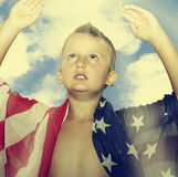 American Child royalty free stock images