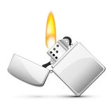 American cigarette lighter Stock Photos