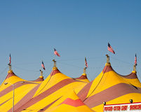 American Circus Royalty Free Stock Photos