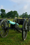 American civil war cannon Stock Images