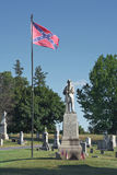 American Civil War Cemetery Royalty Free Stock Images