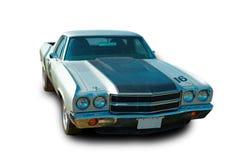 American Clasic Car Stock Photo