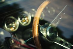 American classic car Stock Photography