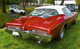 American Classic Cars Royalty Free Stock Photography