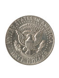 American coin isolated, clipping Stock Images