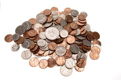 Free American Coins Stock Photo - 4170210