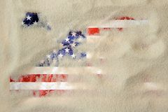 American concept Royalty Free Stock Photos