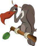 American Condor An Eagle.Cartoon Royalty Free Stock Photography
