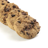American Cookie Row Royalty Free Stock Photography