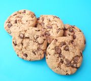 American cookies Royalty Free Stock Photos