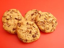 American cookies Royalty Free Stock Photography