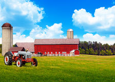 American Country Stock Image