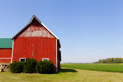 American Country Farm Stock Photography