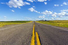 Free American Country Road Stock Photography - 20973752