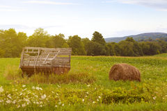 American Countryside Royalty Free Stock Photos