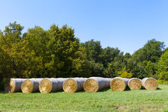 American Countryside Royalty Free Stock Photography