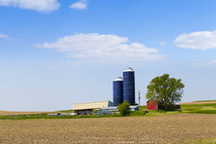 American Countryside Stock Image