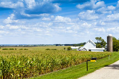 American Countryside Stock Photo