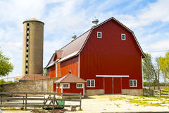 American Countryside Farm Stock Images