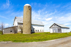 American Countryside Farm Royalty Free Stock Photo