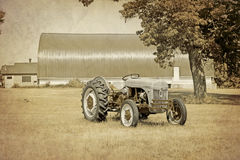 American Countryside - Vintage Design Royalty Free Stock Photos