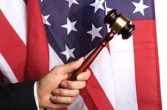 American court Stock Photo