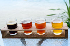American Craft Beer Stock Photo
